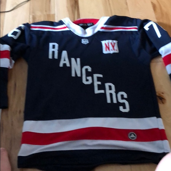 brand new accf2 083a5 New York Rangers winter classic jersey